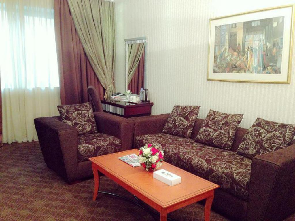 Interieur Abjar Grand Hotel