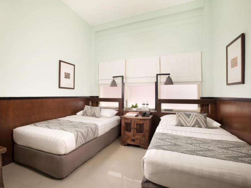 Standard Twin Room - Bed