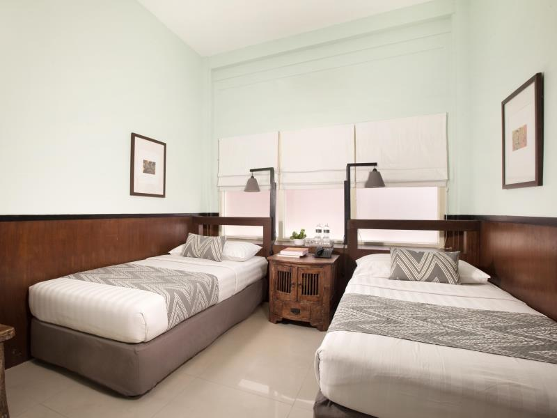 Kamar Superior Twin atau Double (Superior Twin or Double Room)