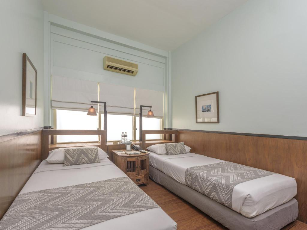 Kamar Standard Twin Tanaya Bed & Breakfast