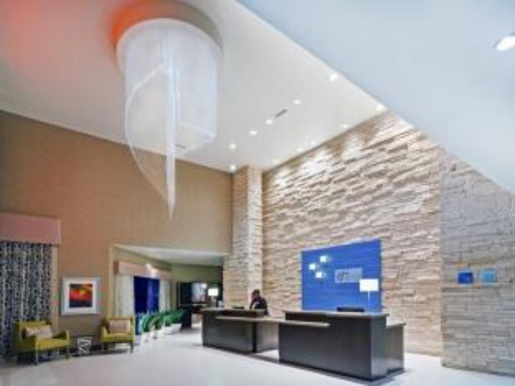 Vestíbul Holiday Inn Express Frisco