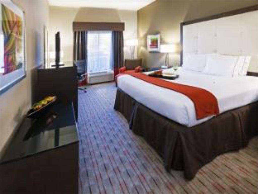 Leisure - Llit King Holiday Inn Express Frisco