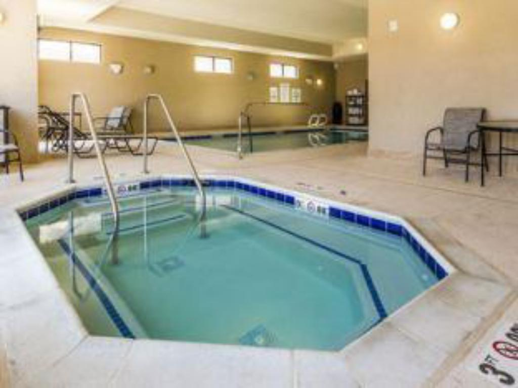 Swimmingpool Holiday Inn Hotel & Suites Durango Central