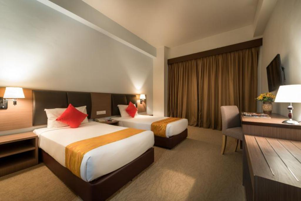 Superior Twin - Guestroom Hotel Sentral Melaka @ City Centre