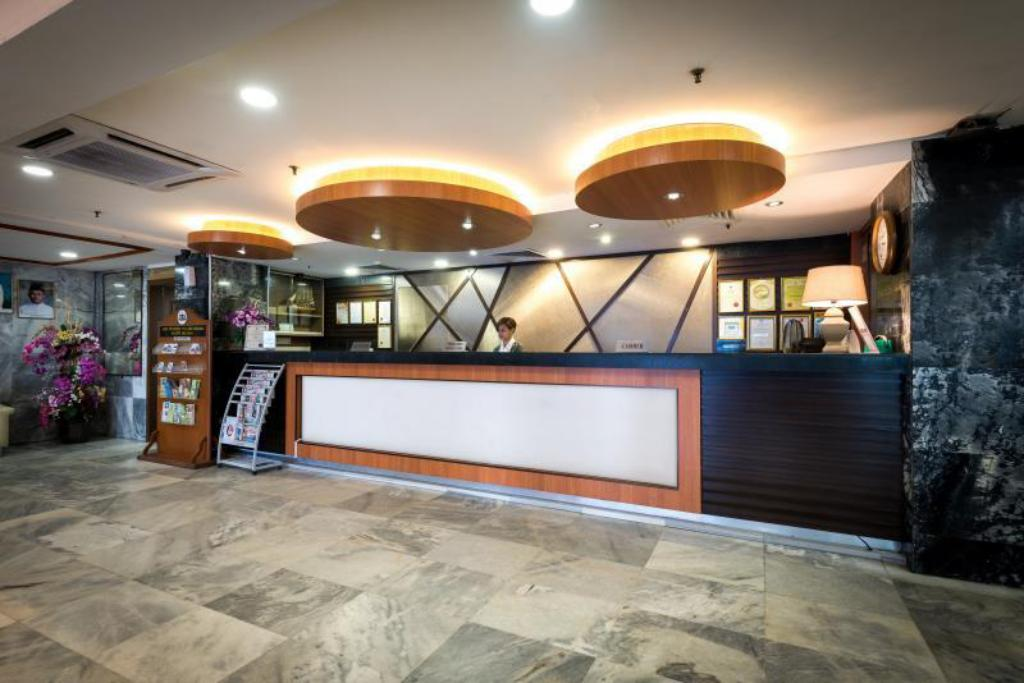 Best Price On Hotel Sentral Melaka In Malacca Reviews