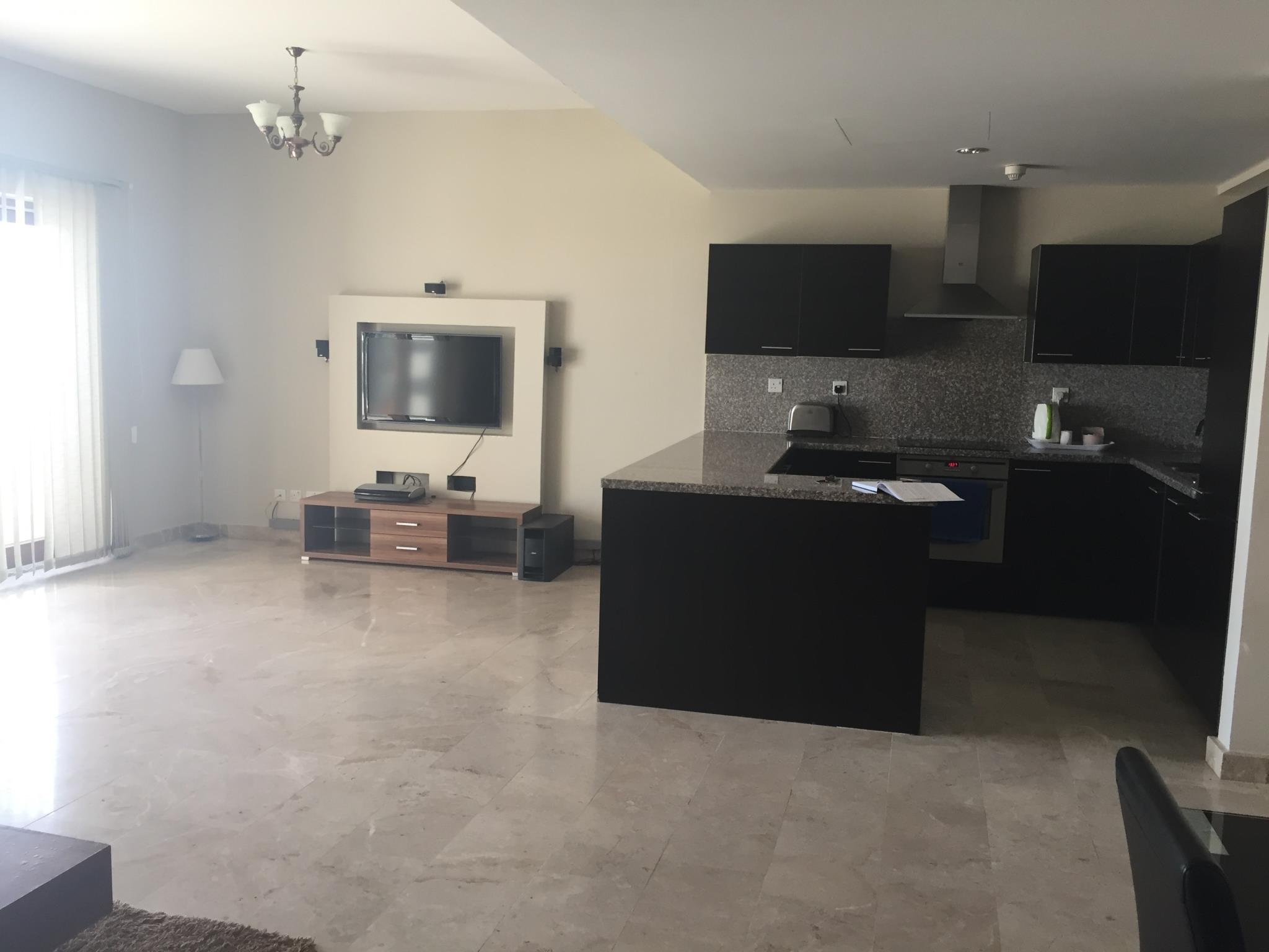 Apartament Executive z 2 sypialniami (Executive 2-Bedroom Apartment)