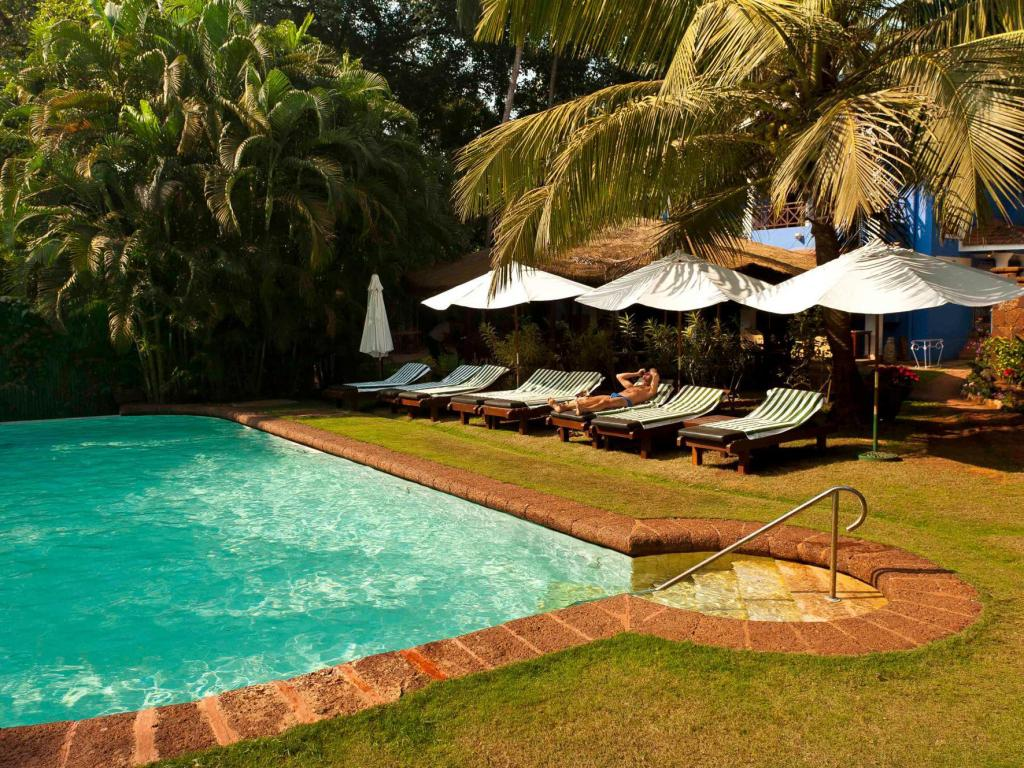 Presa di goa country house in india room deals photos - Guest house in goa with swimming pool ...