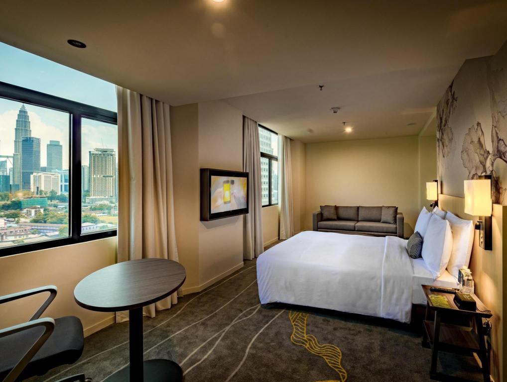 Hilton Garden Inn Kuala Lumpur North Kuala Lumpur Promo Terbaru 2020 Rp 307932 Foto Hd Ulasan