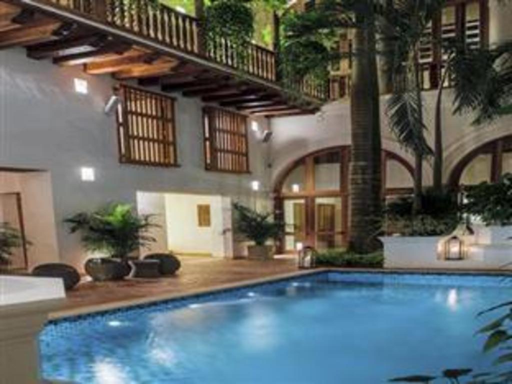 Hotel Casa San Agustin In Cartagena