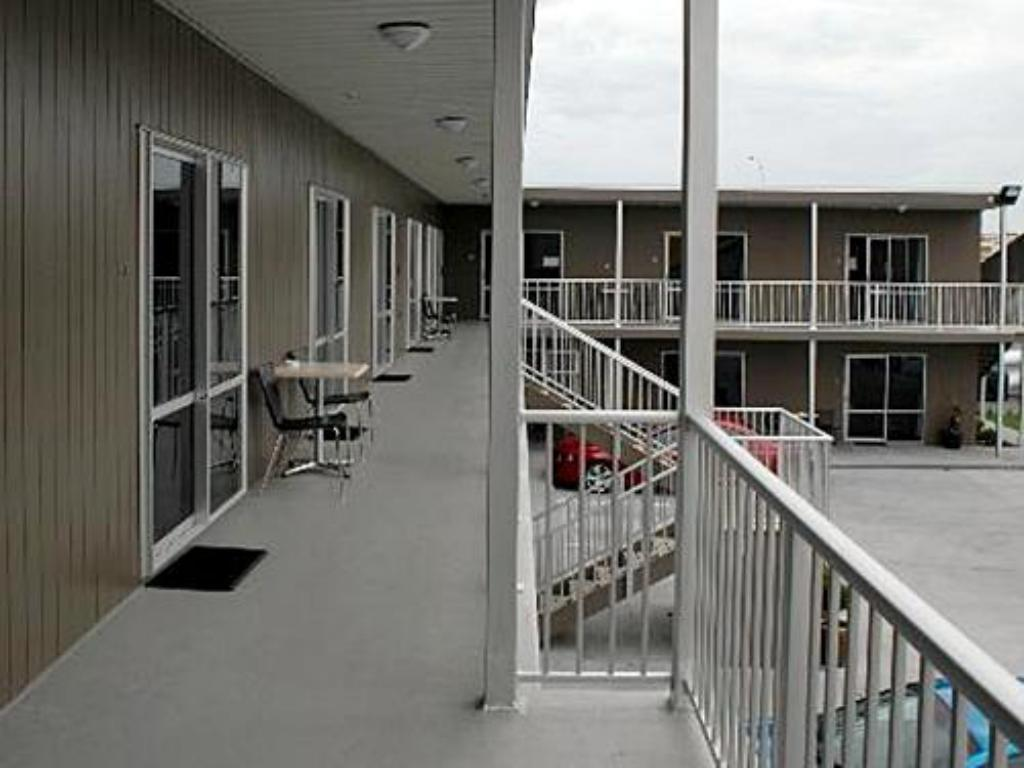 Balcony/terrace Hawera Central Motor Lodge