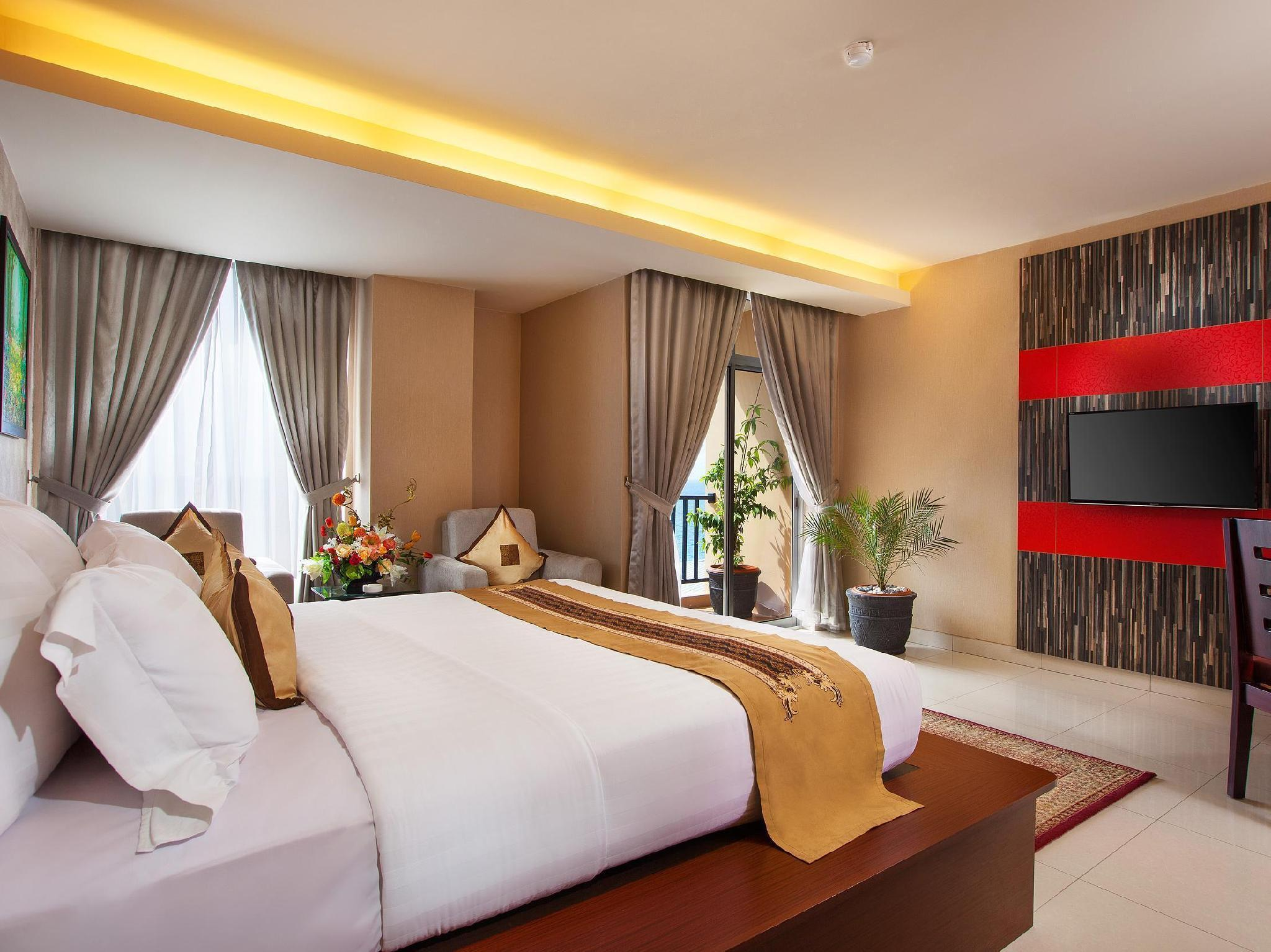 Deluxe Double Pemandangan Laut (Deluxe Sea View Double)