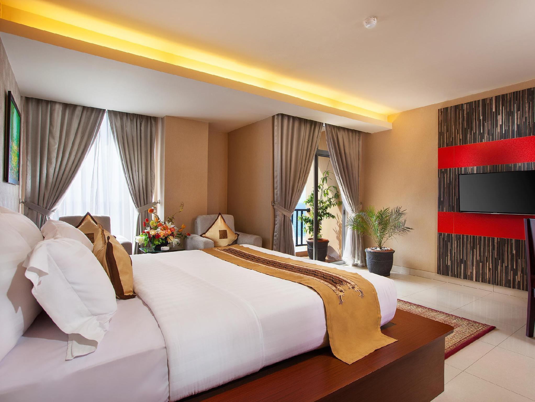 Deluxe Pemandangan Bandar Double (Deluxe City View Double)