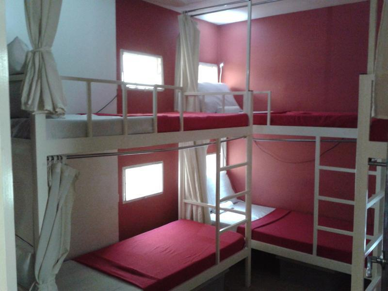 1 Person in 4-Bed Standard Dormitory - Male Only