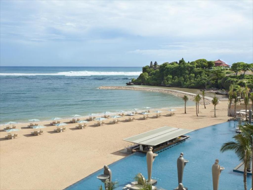 Beach Mulia Resort Nusa Dua