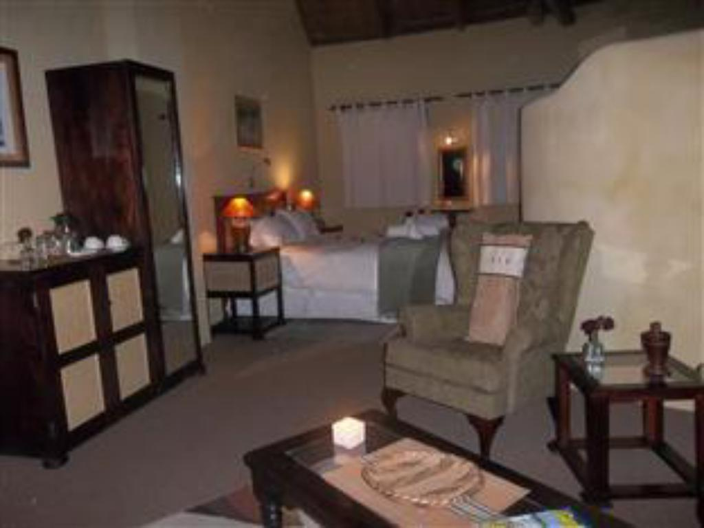 Chambre Double Deluxe - Suite Elephants Footprint Lodge