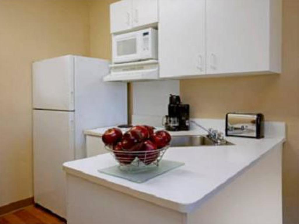 Dapur Extended Stay America - Austin - Downtown - 6th St.