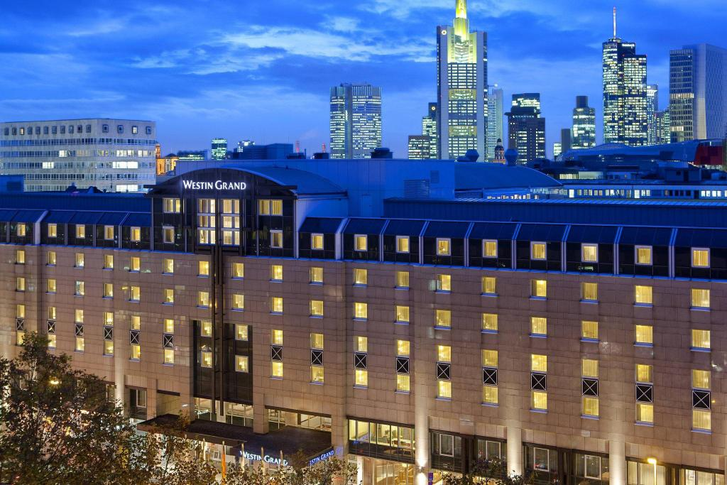 More about The Westin Grand Frankfurt