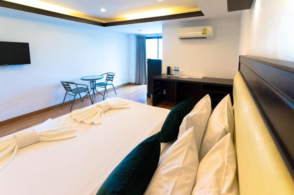 Superior King - Bedroom Initial HuaHin