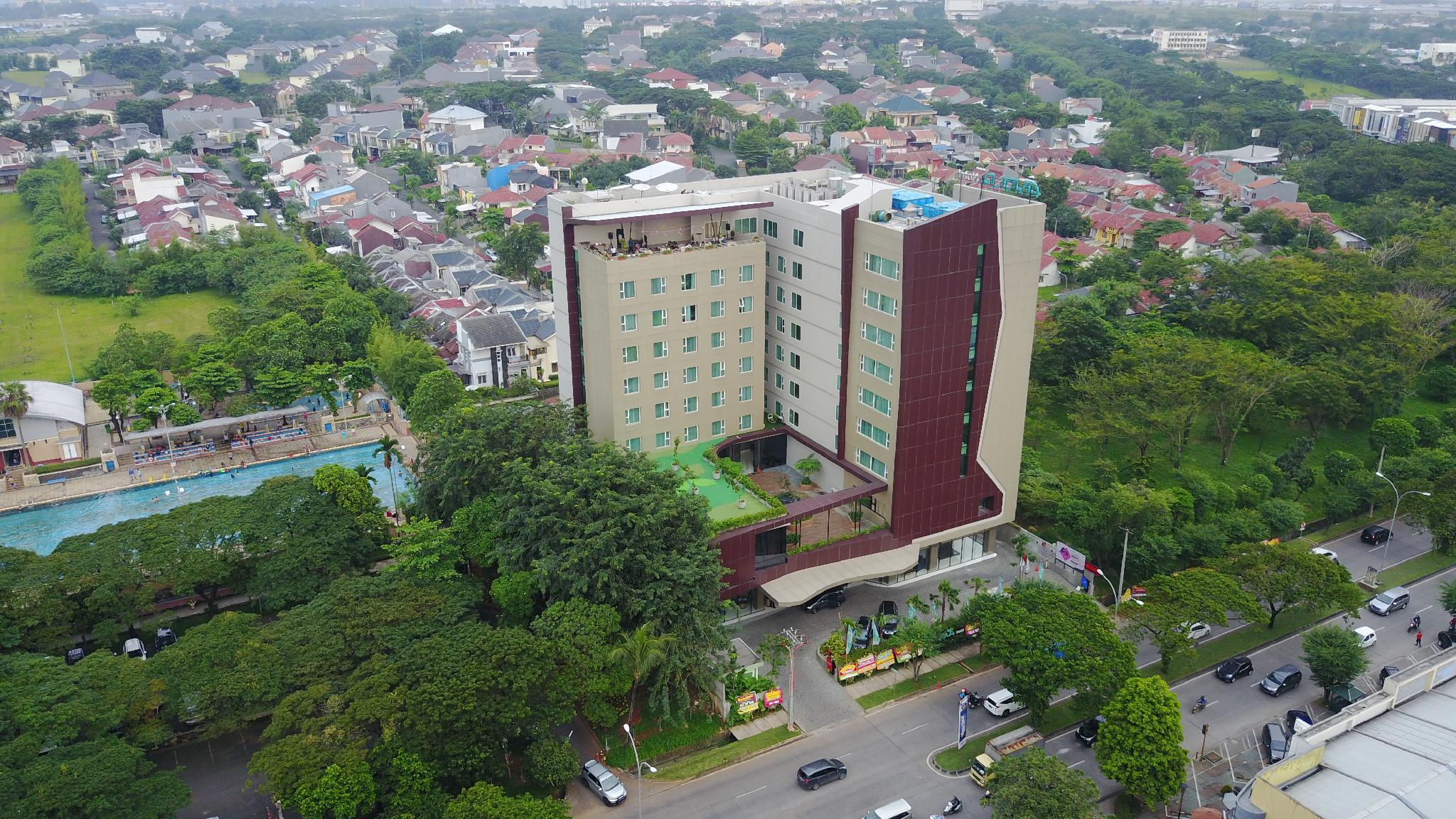 hotel ayola lippo cikarang in indonesia room deals photos reviews rh agoda com