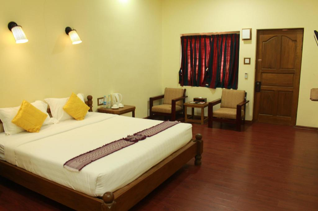 Superior - Bedroom Bawga Theiddhi Hotel