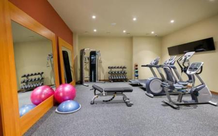 Fitness center Hilton Garden Inn Orenburg