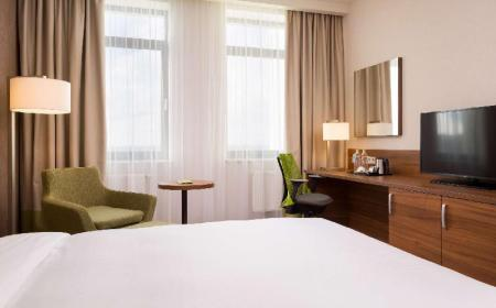 King Room Hilton Garden Inn Orenburg