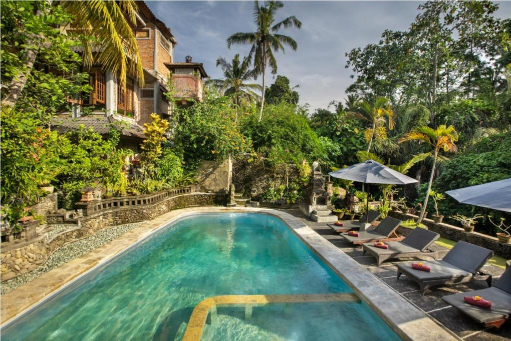 Ketut S Place Bed Breakfast Ubud Guesthouse Bed And Breakfast Bali Deals Photos Reviews