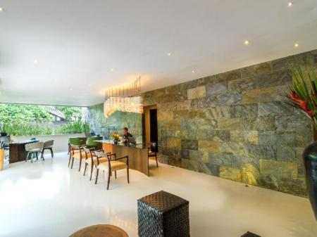 Lobby The Layar - Designer Villas and Spa