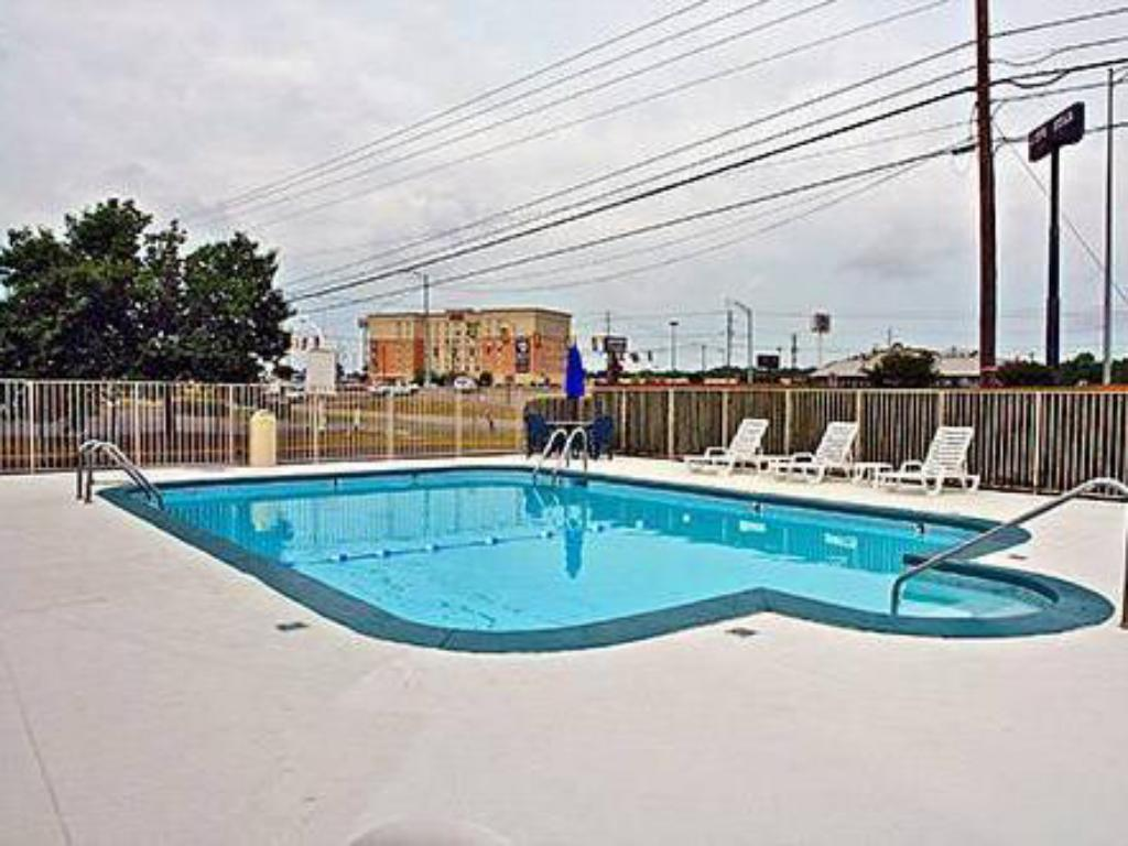 Schwimmbad Motel 6 Montgomery - East