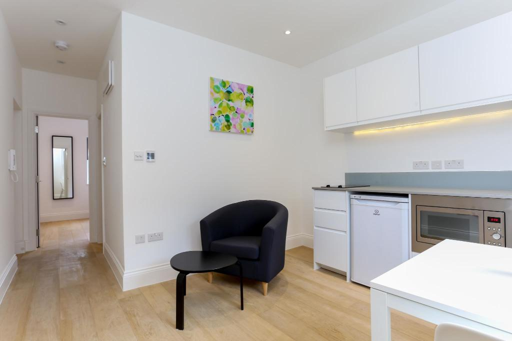 Інтер'єр готелю Kings Cross Serviced Apartments