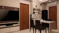 Surabaya Luxury Educity Apartment 2BR+1BR