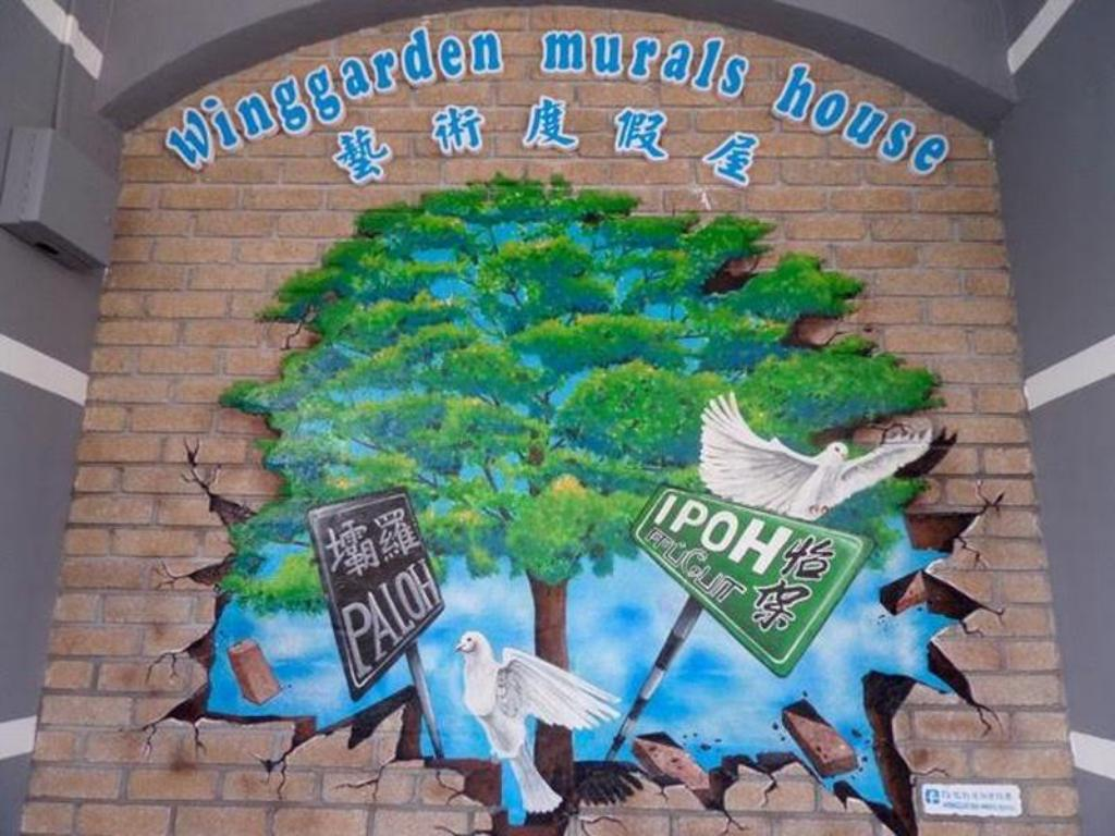 Winggarden Murals House In Ipoh Room Deals Photos Reviews