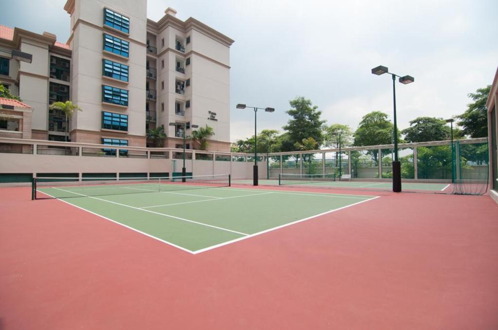 Pebble Bay Luxury 1-Bedroom Condo Apartment (Singapore