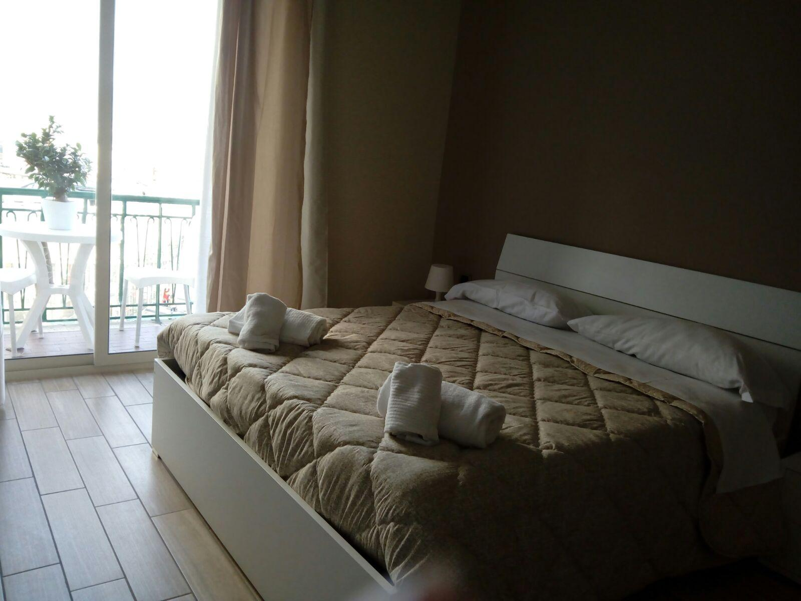 Habitació Triple amb balcó (Triple Room with Balcony)