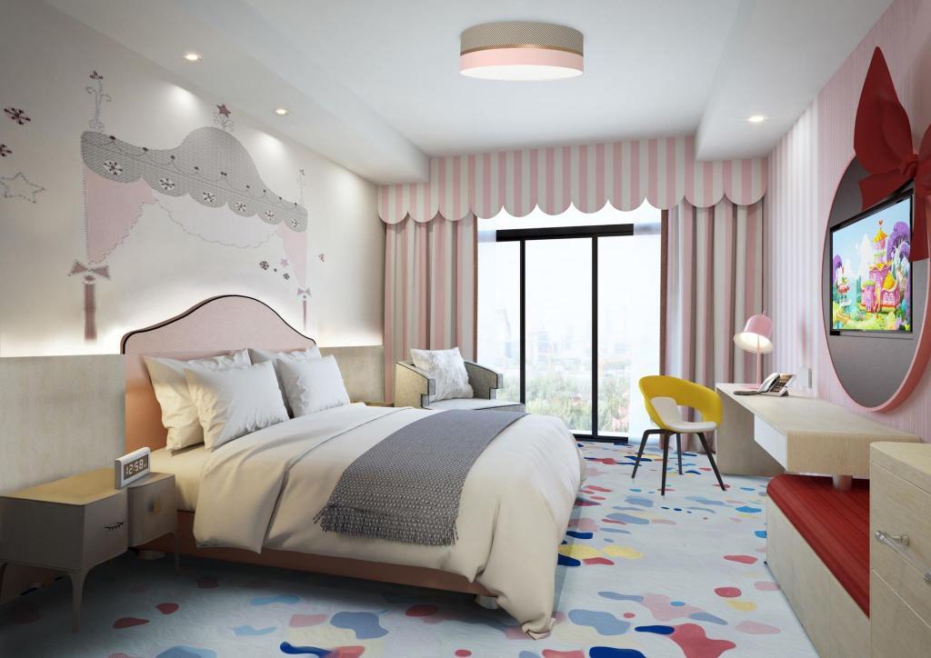 Maklumat Lanjut Chimelong Panda Hotel