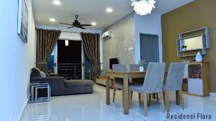 F1 Cozy 3BR Wifi Family Suite@Flora One South