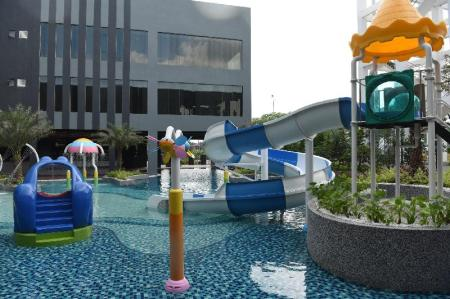 Swimming pool [outdoor] Vangohh Eminent Hotel & Spa
