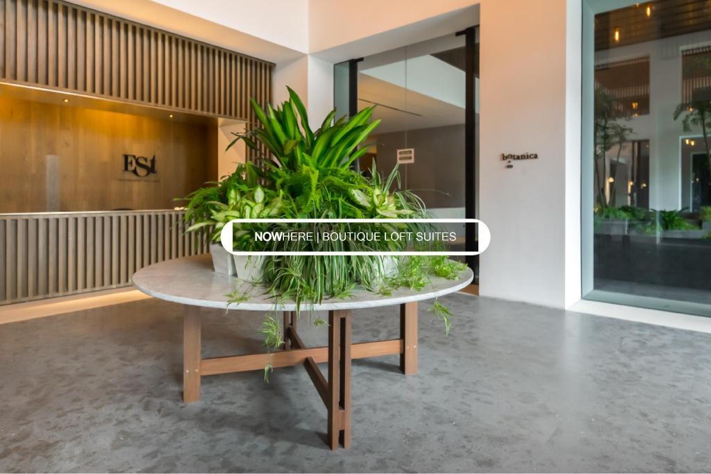 NowHere Boutique Suites EST KL Sentral KualaLumpur Malaysia