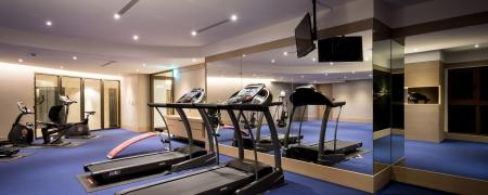 Fitness center Full Kind Hotel