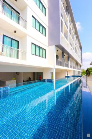 Swimming pool [outdoor] Phavina Grand Boutique