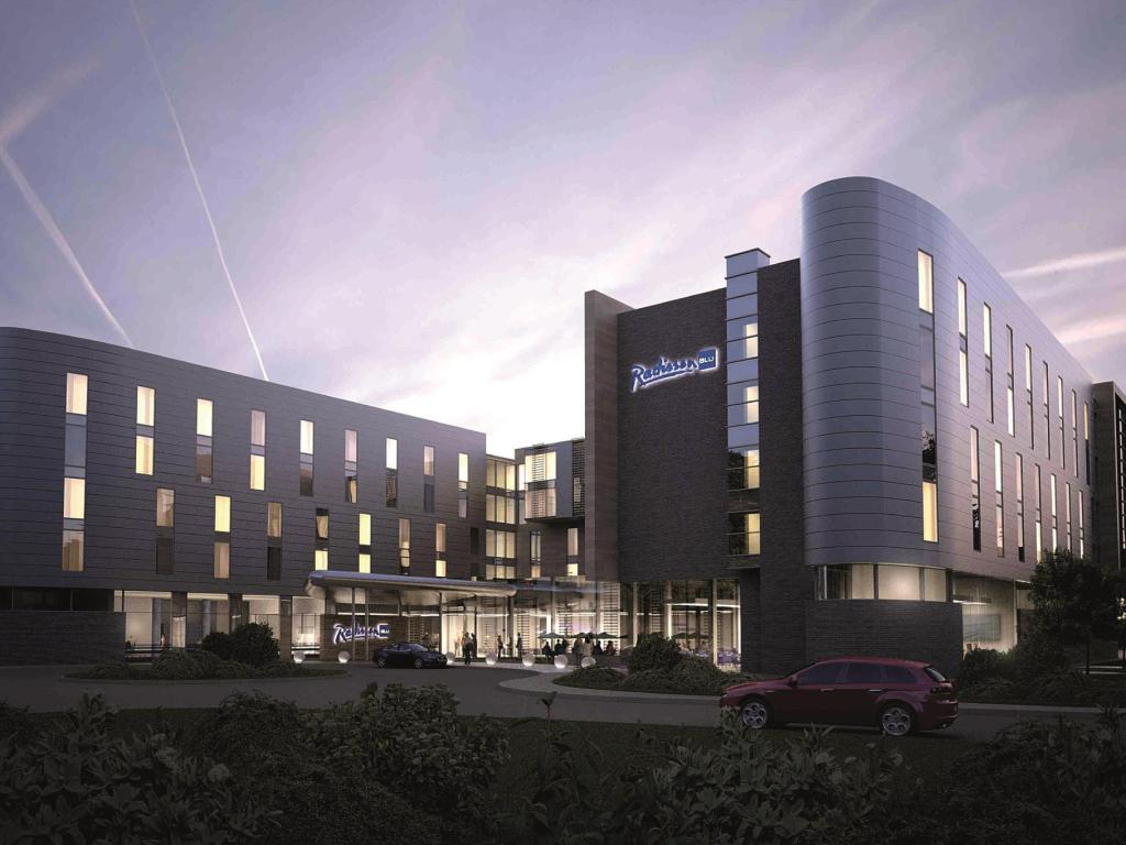 More about Radisson Blu Hotel East Midlands Airport