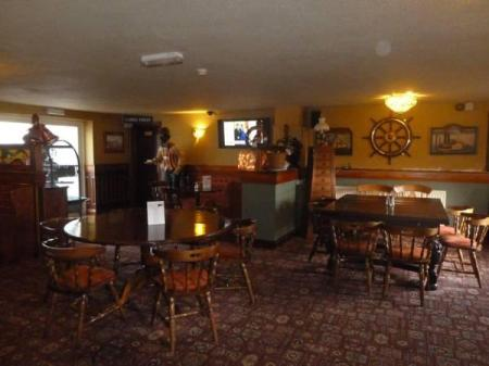 Interior view The Boat And Anchor Inn