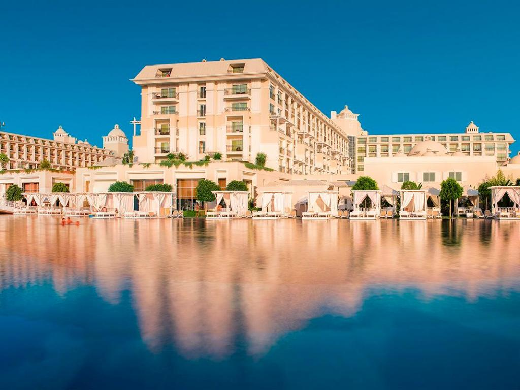 Titanic Deluxe Golf Belek Hotel Serik