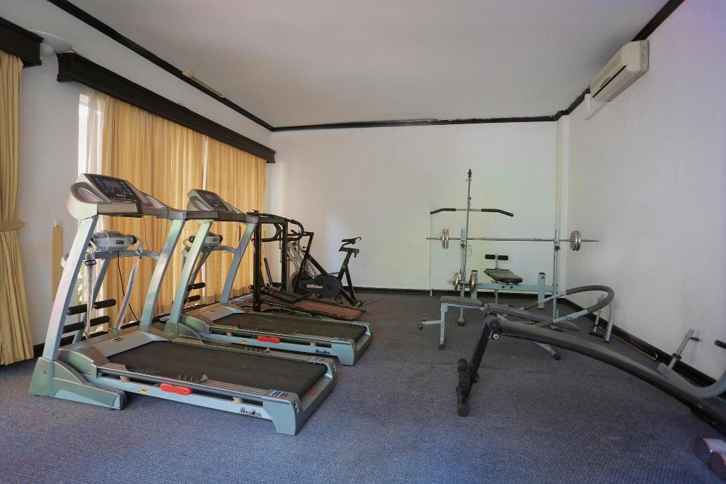 Fitness center Grand Sunset Angkor Hotel