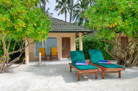 Superior Beach Bungalows Holiday Island Resort & Spa