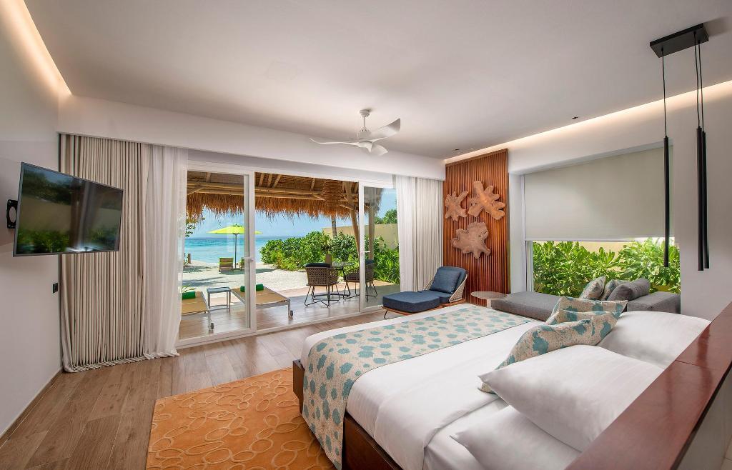 Emerald Maldives Resort Spa Deluxe All Inclusive In