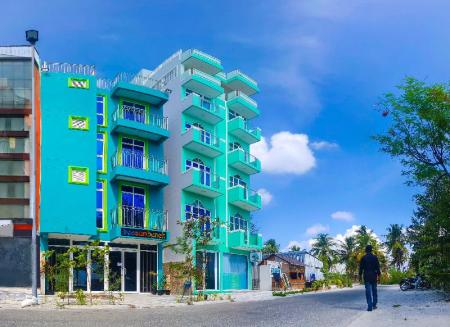 Exterior view Seasunbeach