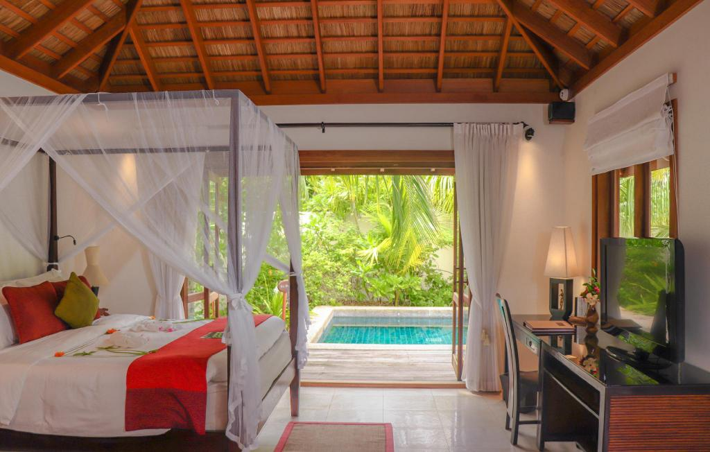 Kuredu Island Resort and Spa in Maldives Islands - Room