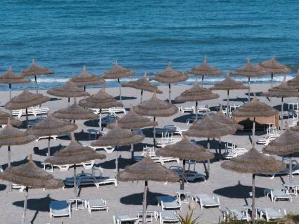 Beach Radisson Blu Resort & Thalasso Hammamet