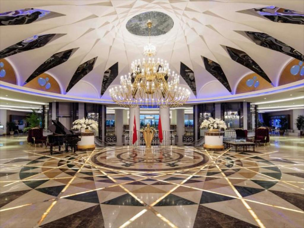 Book Crystal Sunset Luxury Resort Spa In Manavgat Turkey